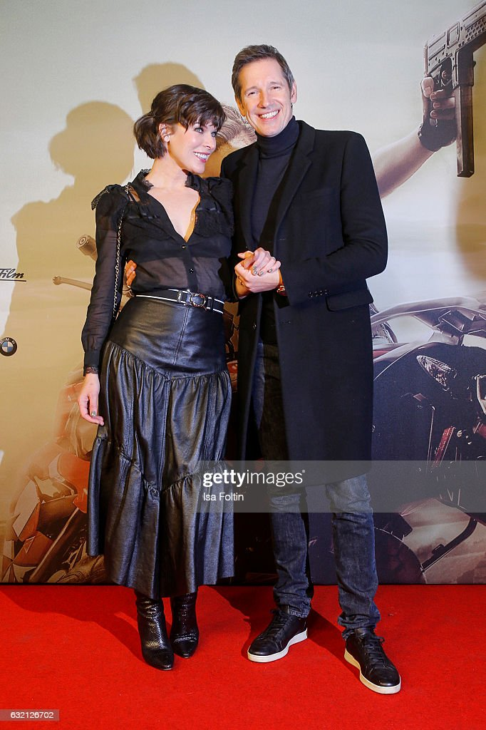Social Movie Night At 'Resident Evil: The Final Chapter' Premiere In Berlin : News Photo