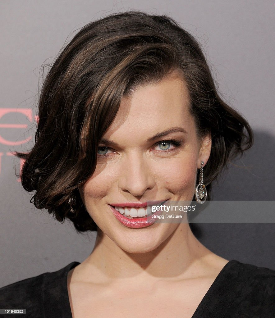 """Resident Evil: Retribution"" - Los Angeles Premiere - Arrivals"