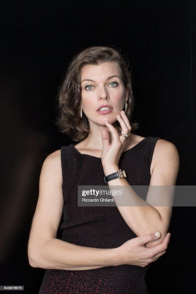 Milla Jovovich, Gioia Magazine, September 2014