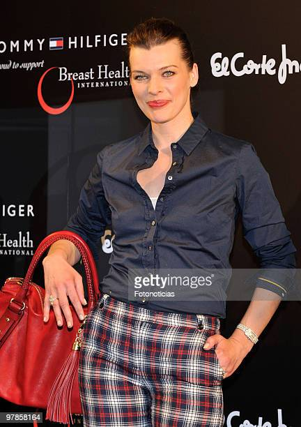 variedades anchas promoción especial selección premium 30 Top Milla Jovovich Presents Tommy Hilfiger Limited ...