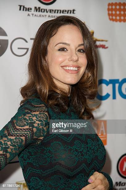 Actress Mimi Karsh attends the 6th Annual Choreography Awards at The Ricardo Montalban Theatre on October 24 2016 in Hollywood California
