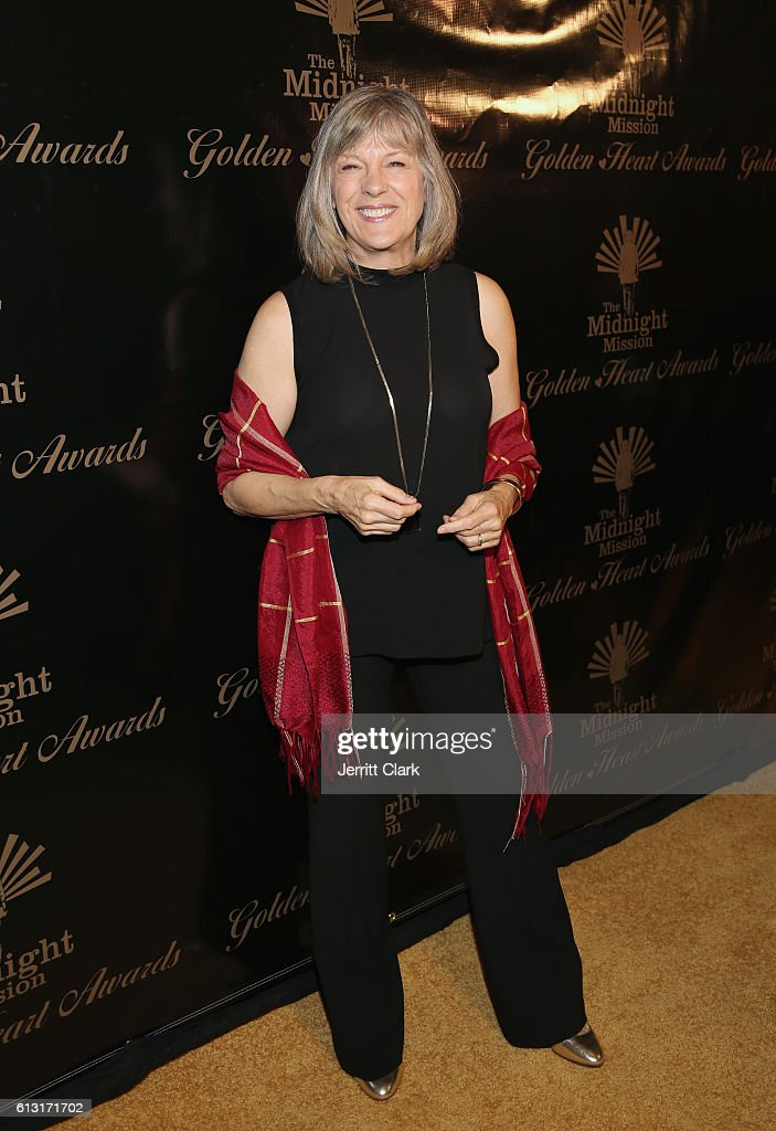 Actress Mimi Kennedy attends the Midnight Mission's Golden Heart Awards Gala at the Beverly Wilshire Four Seasons Hotel on October 6, 2016 in Beverly Hills, California.