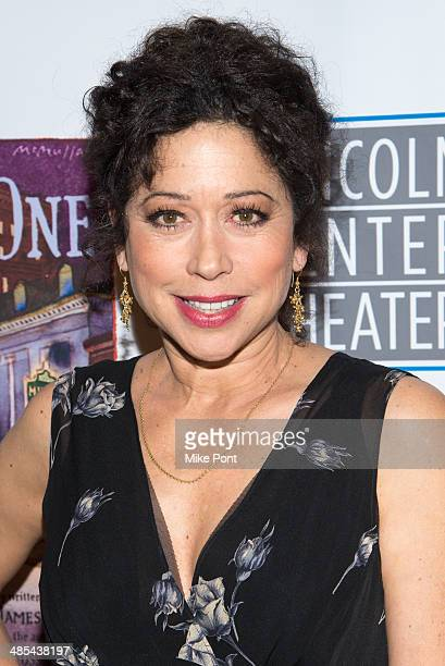 Actress Mimi Lieber attends the opening night party for Act One at The Plaza Hotel on April 17 2014 in New York City