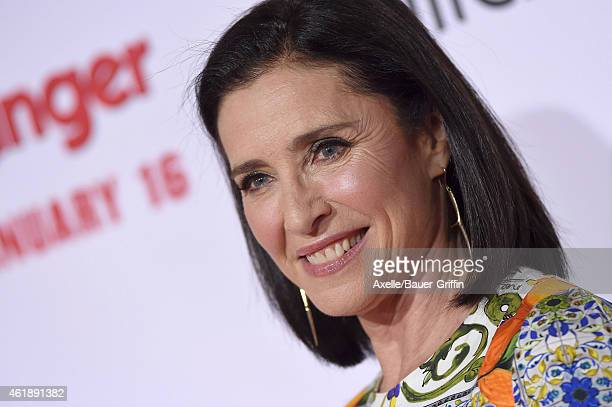 Actress Mimi Rogers arrives at the premiere of 'The Wedding Ringer' at TCL Chinese Theatre on January 6 2015 in Hollywood California