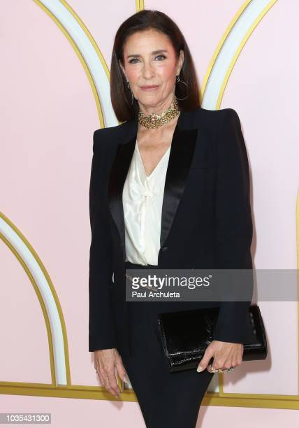 Actress Mimi Rogers attends the Amazon Prime Video post 2018 Emmy Awards party at Cecconi's on September 17, 2018 in West Hollywood, California.