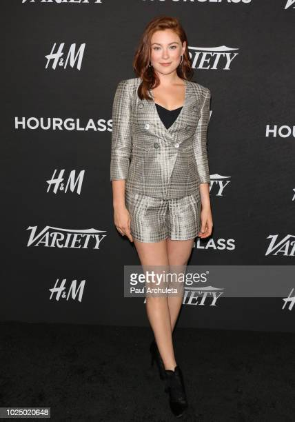 Actress Mina Sundwall attends Variety's annual Power Of Young Hollywood at The Sunset Tower Hotel on August 28, 2018 in West Hollywood, California.