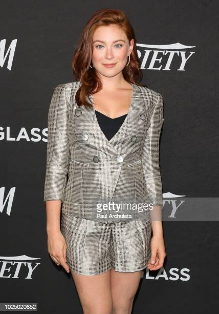 Actress Mina Sundwall attends Variety's annual Power Of Young Hollywood at The Sunset Tower Hotel on August 28 2018 in West Hollywood California