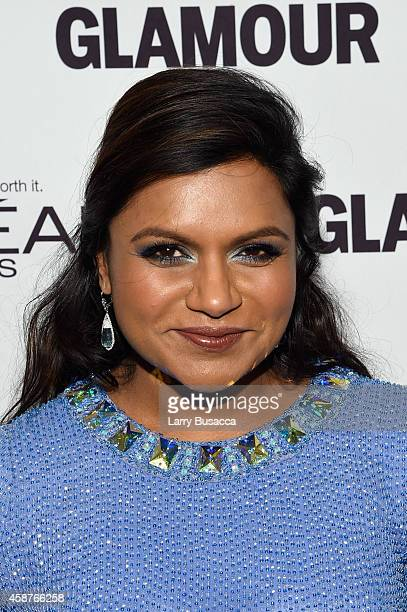 Actress Mindy Kaling attends the Glamour 2014 Women Of The Year Awards at Carnegie Hall on November 10 2014 in New York City