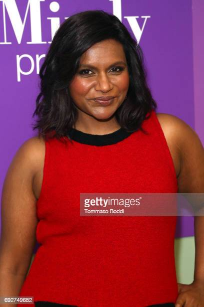 Actress Mindy Kaling attends the Hulu's 'The Mindy Project' FYC @ UCB at UCB Sunset Theater on June 5 2017 in Los Angeles California