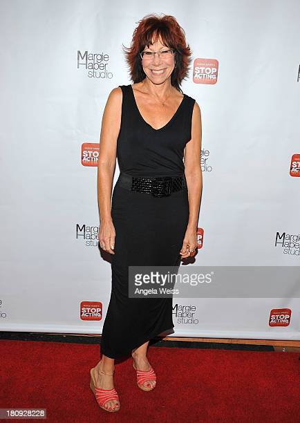 Actress Mindy Sterling arrives at Margie Haber Studio's 'Stop Acting App The Audition Class with Margie Haber' release launch party at Aventine...