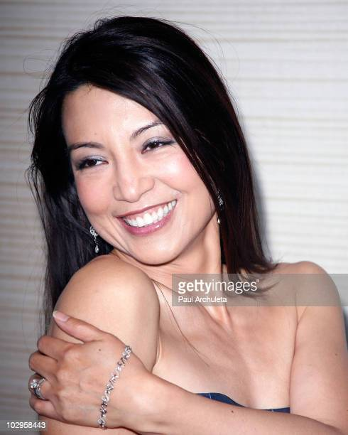 Actress MingNa arrives at the 4th annual Enzoani Bridal Fashion Show at JW Marriott Los Angeles at LA LIVE on July 17 2010 in Los Angeles California