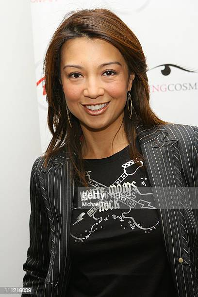 Actress Ming-Na attends the Mom's Day of Beauty event at The Beverly Wilshire Hotel on September 26, 2007 in Beverly Hills, California.