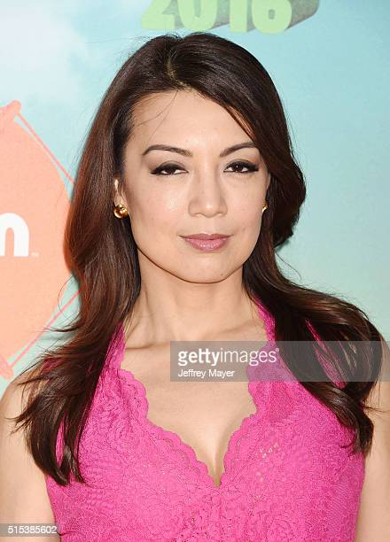 Actress MingNa Wen attends Nickelodeon's 2016 Kids' Choice Awards at The Forum on March 12 2016 in Inglewood California