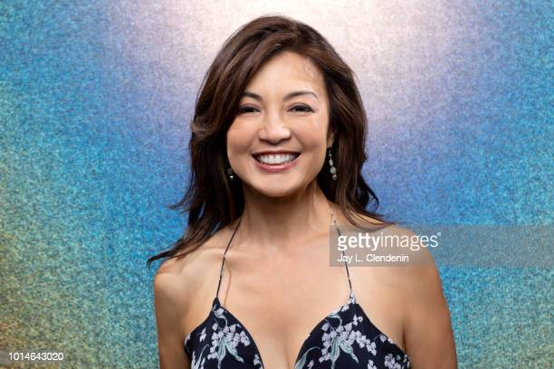 Actress MingNa Wen from 'Agents of SHIELD' is photographed for Los Angeles Times on July 21 2018 in San Diego California PUBLISHED IMAGE CREDIT MUST...