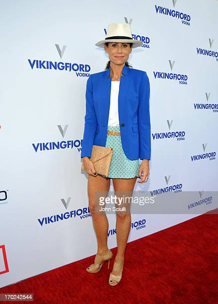 Actress Minnie Driver arrives at the 1st Annual Children Mending Hearts Style Sunday on June 9 2013 in Beverly Hills California