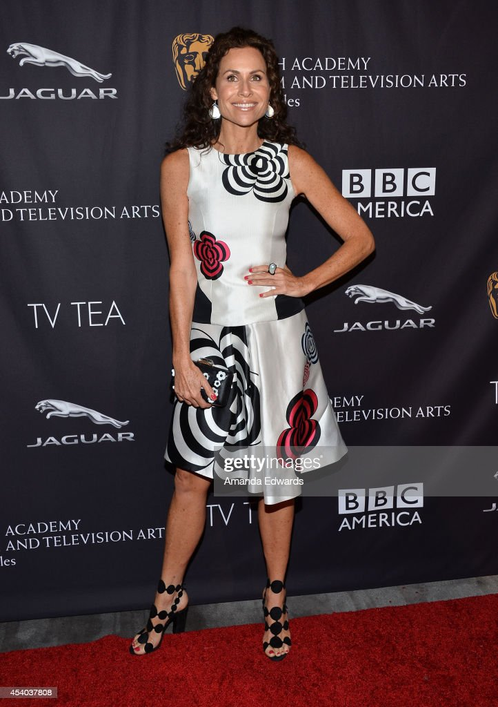 BAFTA Los Angeles TV Tea Presented By BBC And Jaguar - Arrivals
