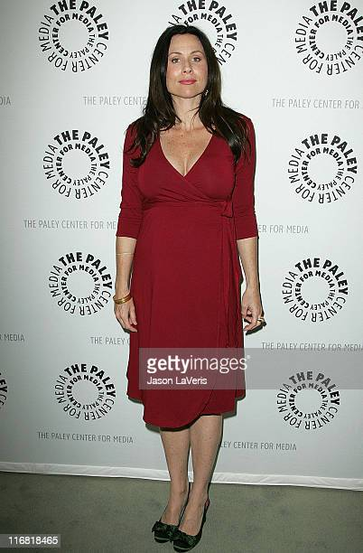 Actress Minnie Driver attends 'An Evening with the Riches' at the Paley Center on April 18 2008 in Beverly Hills California
