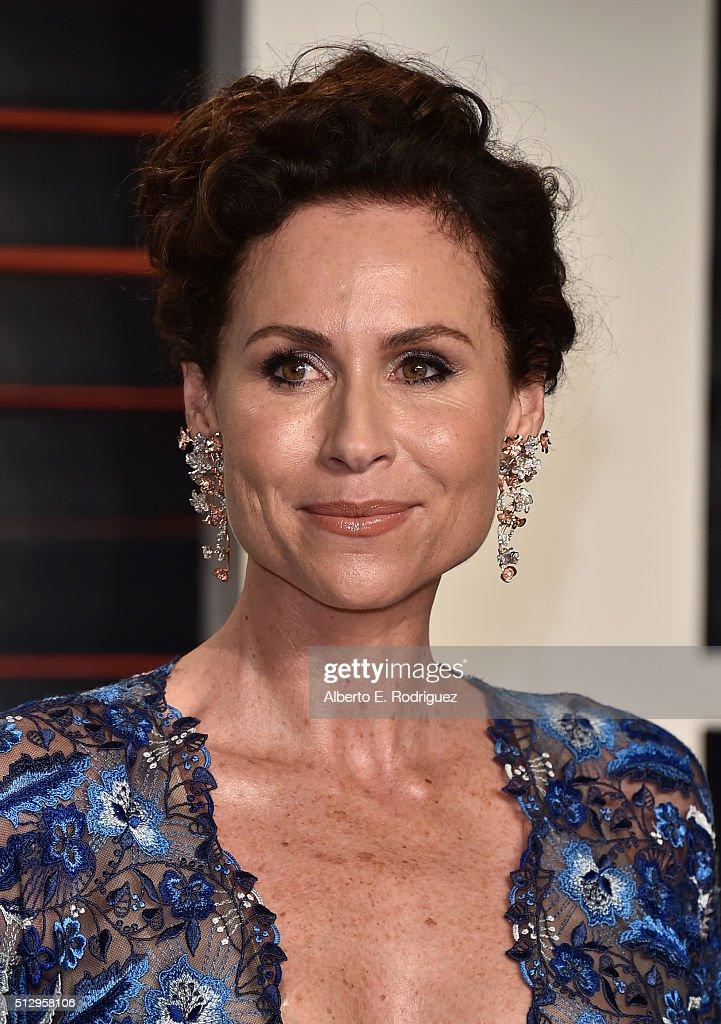 2016 Vanity Fair Oscar Party Hosted By Graydon Carter - Arrivals : Fotografía de noticias