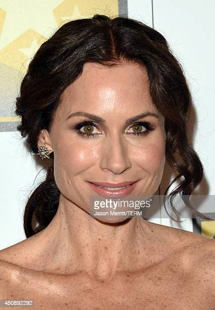Actress Minnie Driver attends the 4th Annual Critics' Choice Television Awards at The Beverly Hilton Hotel on June 19 2014 in Beverly Hills California