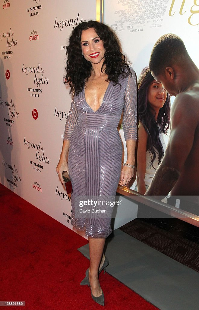 "Premiere Of Relativity Studios And BET Networks' ""Beyond The Lights"" - Red Carpet"