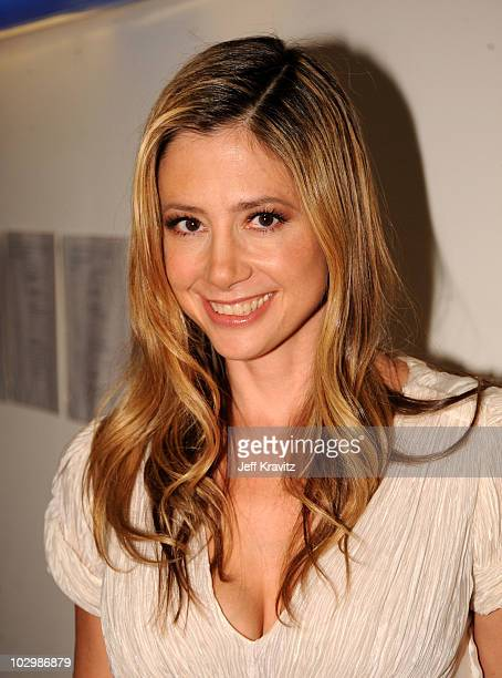 Actress Mira Sorvino attends the 2010 VH1 Do Something Awards held at the Hollywood Palladium on July 19 2010 in Hollywood California