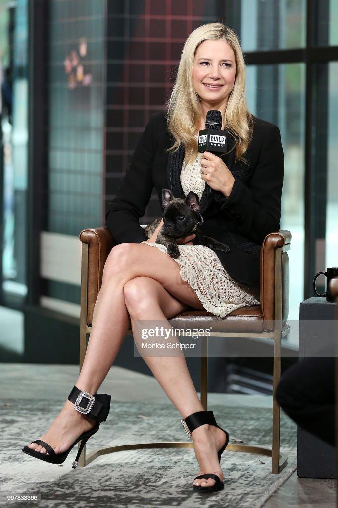 Celebrities Visit Build - June 5, 2018 : News Photo