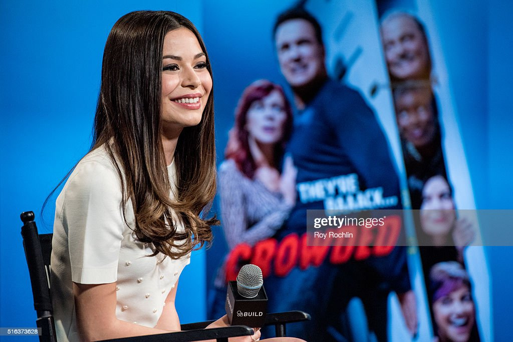 "AOL Build Speaker Series - Miranda Cosgrove, ""Crowded"""