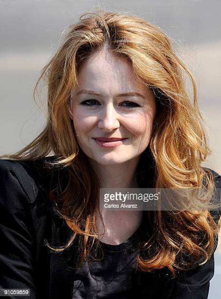 Actress Miranda Otto attends Blessed photocall at the Kursaal Palace during the 57th San Sebastian International Film Festival on September 23 2009...