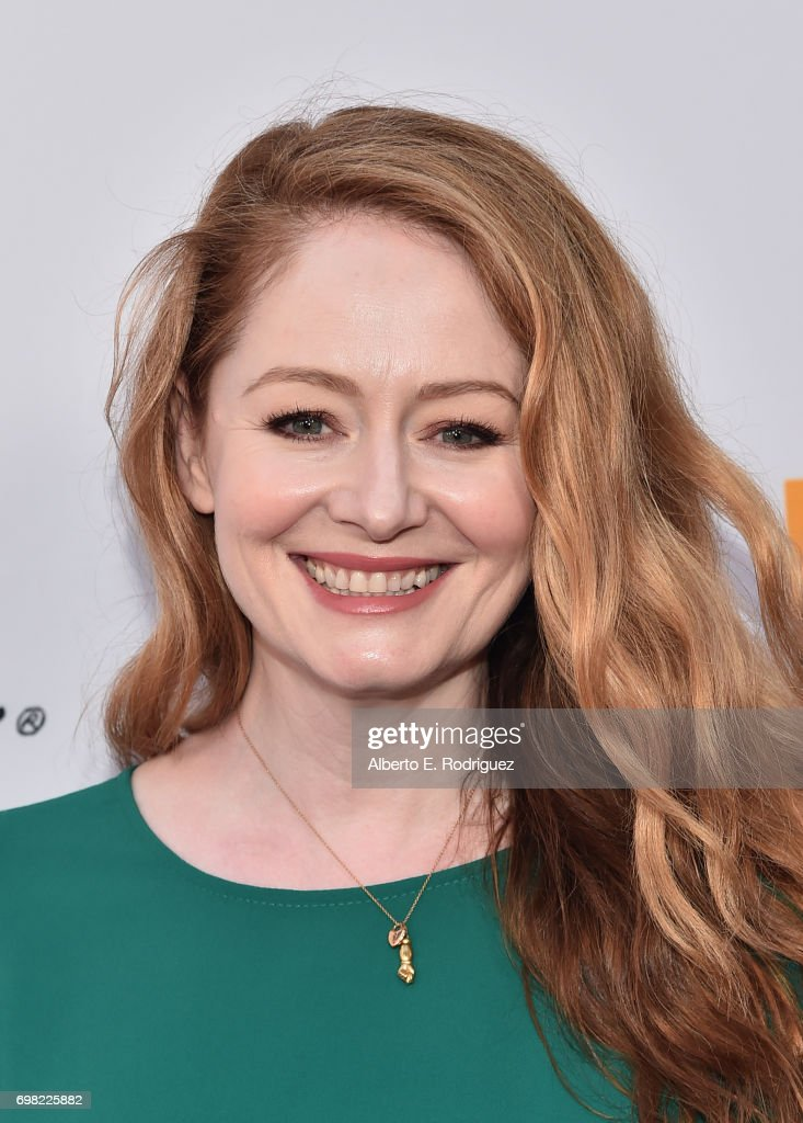 Actress Miranda Otto attends the premiere of Warner Bros. Pictures' 'Annabelle: Creation during the 2017 Los Angeles Film Festival at The Theatre at Ace Hotel on June 19, 2017 in Los Angeles, California.