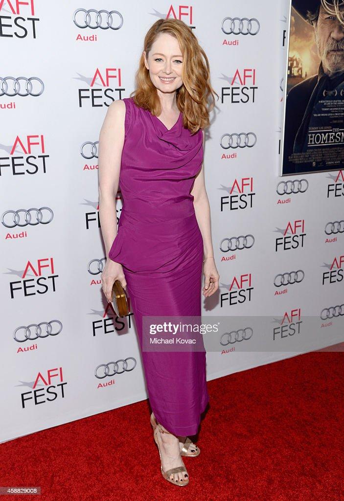 "2014 AFI FEST - ""The Homesman"""