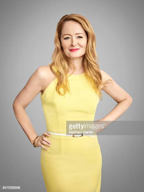 Actress Miranda Otto from '24 Legacy' is photographed for Entertainment Weekly Magazine on July 23 2016 at Comic Con in the Hard Rock Hotel in San...