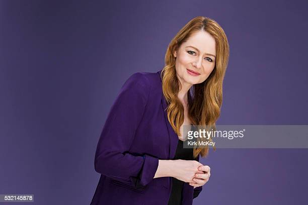 Actress Miranda Otto is photographed for Los Angeles Times on April 13 2016 in Los Angeles California PUBLISHED IMAGE CREDIT MUST READ Kirk McKoy/Los...