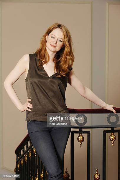 Actress Miranda Otto is photographed for Self Assignment on September 20 2009 in San Sebastian Spain