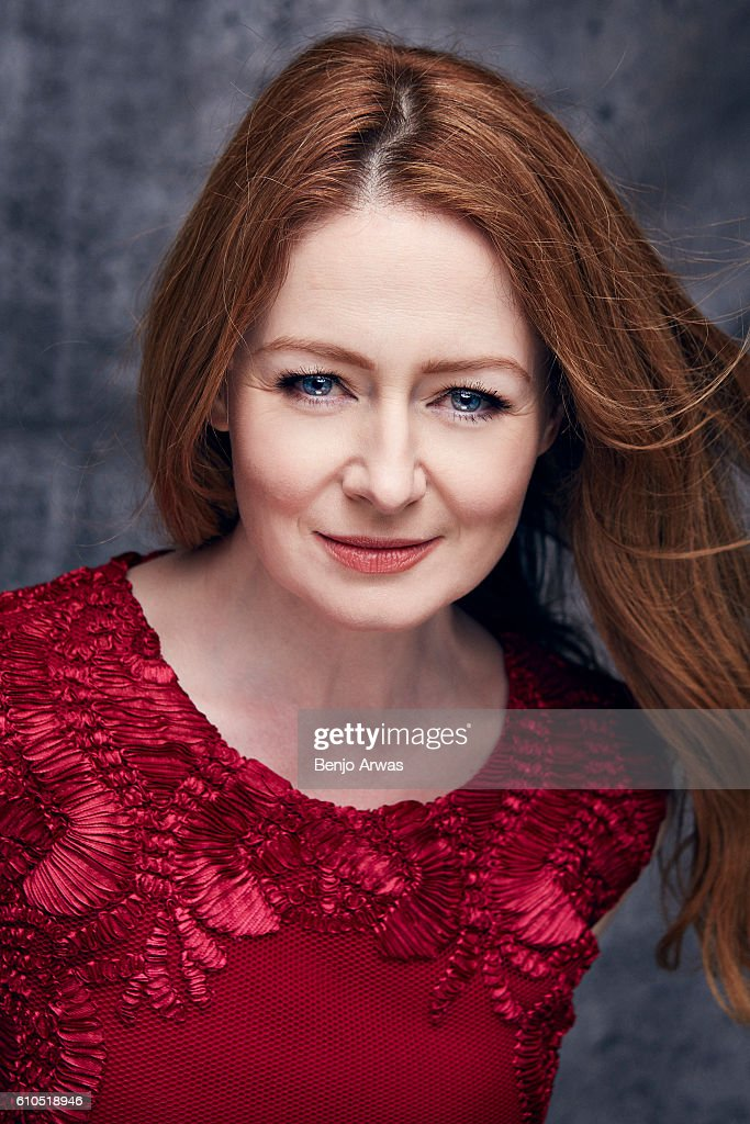 Actress Miranda Otto is photographed for The Wrap on May 25, 2016 in Los Angeles, California.