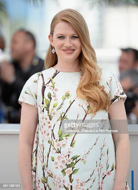 Actress Mireille Enos attends 'Captives' photocall at the 67th Annual Cannes Film Festival on May 16 2014 in Cannes France
