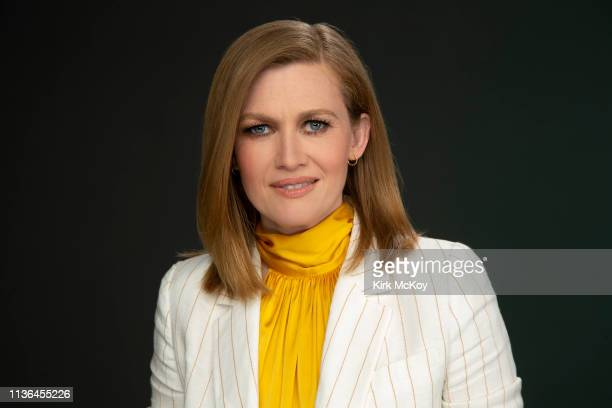 Actress Mireille Enos is photographed for Los Angeles Times on April 3 2019 in El Segundo California PUBLISHED IMAGE CREDIT MUST READ Kirk McKoy/Los...