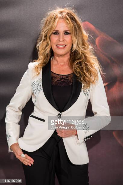 Actress Miriam Diaz Aroca attends Yo Soy Gennet premiere on April 03 2019 in Madrid Spain