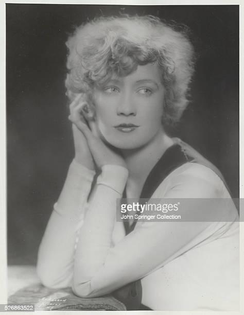 Actress Miriam Hopkins