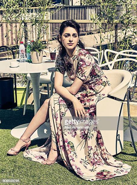 Actress Miriam Leone is photographed for Vanity Fair Italy on May 17 2016 in Cannes France
