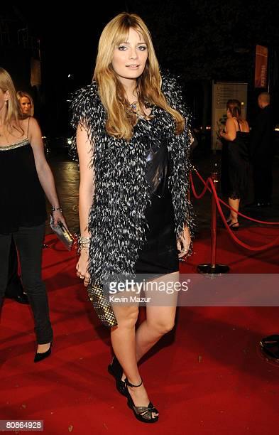 Actress Mischa Barton arrives at the MTV Australia Awards 2008 at the Australian Technology Park Redfern on April 26 2008 in Sydney Australia This...