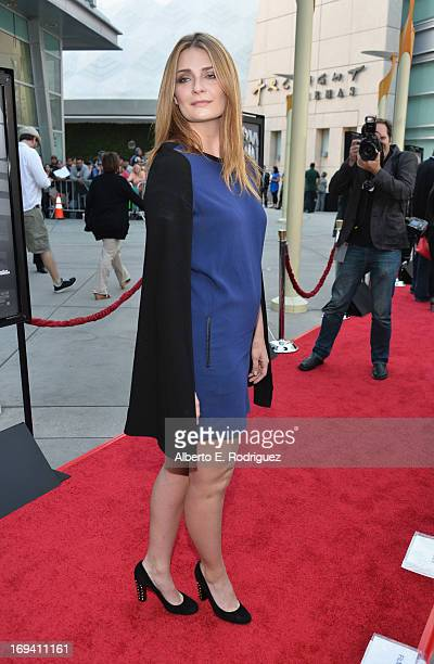 Actress Mischa Barton attends a special screening of Summit Entertainment's Now You See Me at the ArcLight Theaters Hollywood on May 23 2013 in...