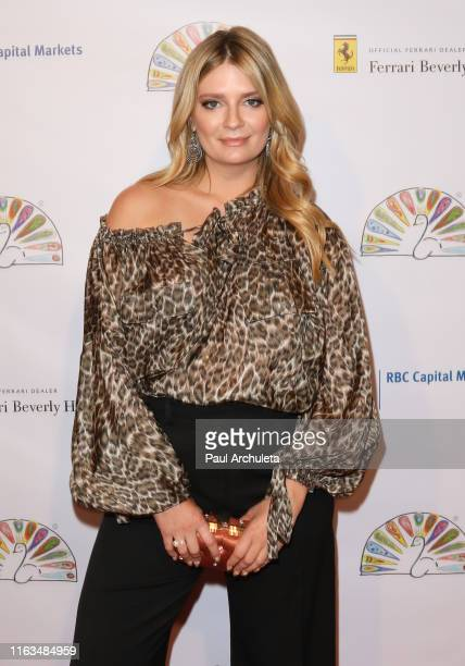 Actress Mischa Barton attends the 2019 Don't Hide It Flaunt It Awards at the Beverly Wilshire Four Seasons Hotel on July 21 2019 in Beverly Hills...