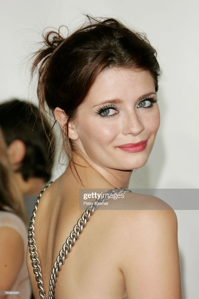 Actress Mischa Barton attends the Conde Nast Media Group's Fourth Annual Fashion Rocks Concert at Radio City Music Hall September 6, 2007 in New York City.