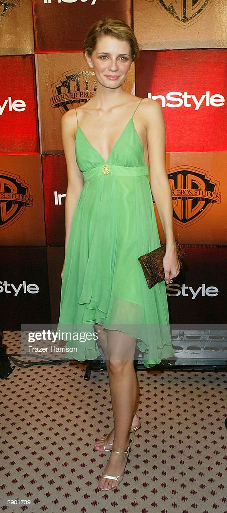 InStyle Magazine Golden Globe After Party