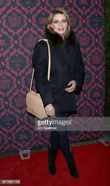 Actress Mischa Barton attends the season 2 premiere of 'Search Party' hosted by TBS at Public Arts at Public on November 8 2017 in New York City
