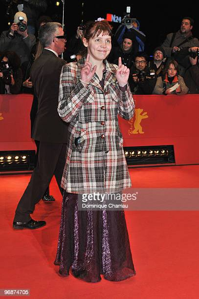 Actress Miss Ming attends the 'Mammuth' Premiere during day nine of the 60th Berlin International Film Festival at the Berlinale Palast on February...