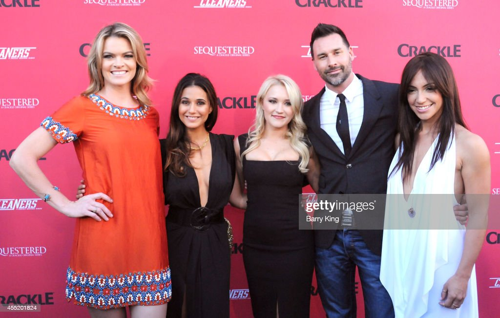 """Crackle Original Series' """"Cleaners"""" And """"Sequestered"""" Summer Premiere Celebration"""