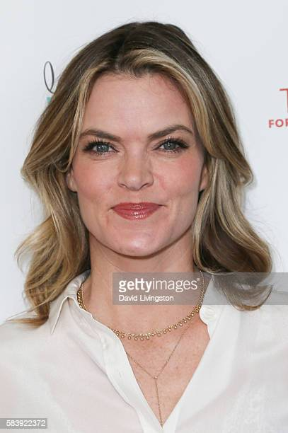 Actress Missi Pyle arrives at Raising The Bar To End Parkinson's at Laurel Point on July 27 2016 in Studio City California