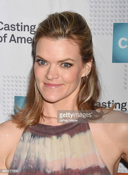 Actress Missi Pyle arrives at the 2017 Annual Artios Awards at The Beverly Hilton Hotel on January 19 2017 in Beverly Hills California