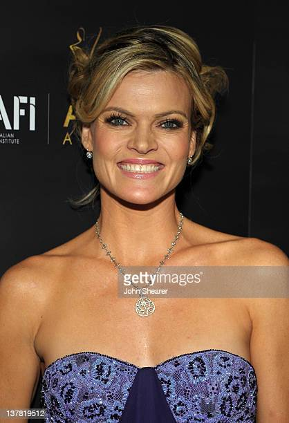 Actress Missi Pyle arrives at the Australian Academy Of Cinema And Television Arts International Awards Ceremony at Soho House on January 27, 2012 in...